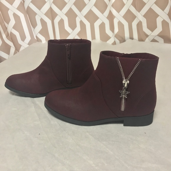 girls ankle boots size 3